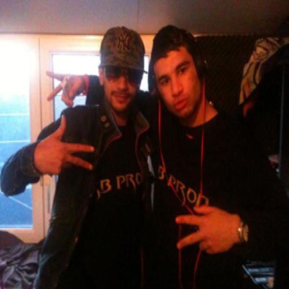 ABDELLASH-K & BENE au stud' kb-prod