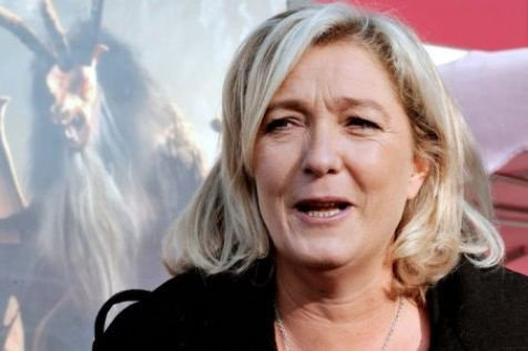 Réaction de Marine Le Pen sur le dossier Florange