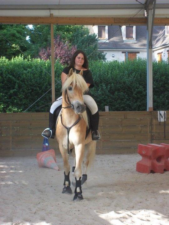 À cheval!!!