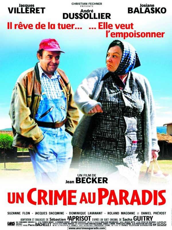 """Vu sur """"Un crime au Paradis"""""""