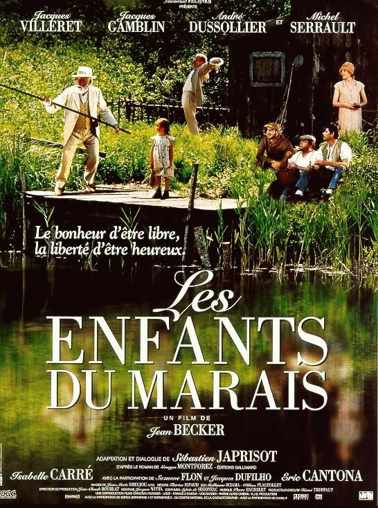 """ZOOM sur """"Les Enfants du marais"""""""