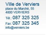 Touche pas à ma tarte ! — Ville de Verviers