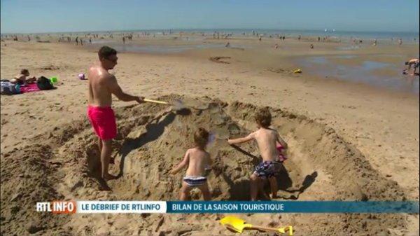 Le Débrief d'RTL Info: quel est le bilan touristique belge pour l'été 2016 ?