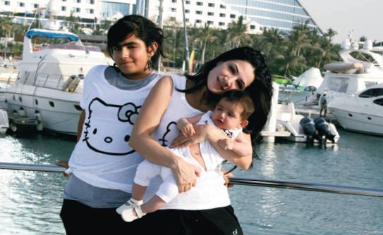Diana Haddad et ses filles - Oriental music Wael Nancy Ajram