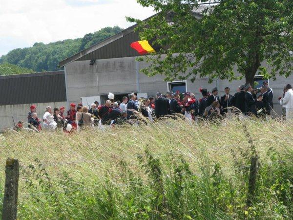 Marche royale st pierre 2012 de biesmeree r de stave photos prises par cl - Marche saint pierre adresse ...