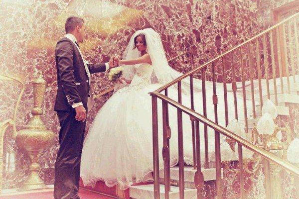 un mariage dans le dine inch'allah <3
