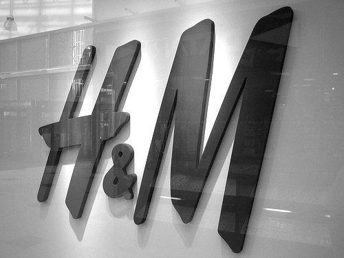 La cosmétique H&M