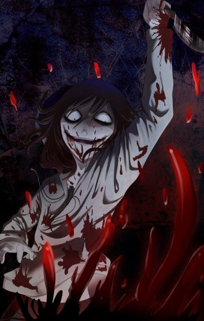 Jeff the killer fanfic chapitre 9