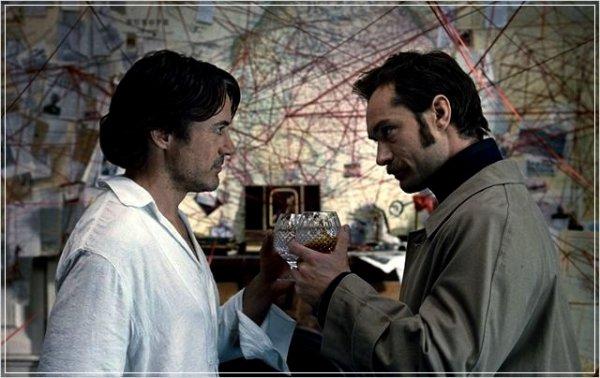 Sherlock Holmes 2 : A game of shadows
