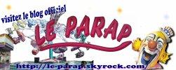 """banniere officiel du """"Parap"""""""