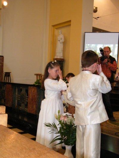 Communion lucie