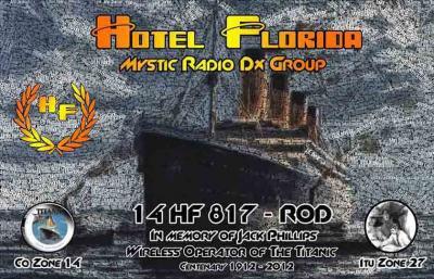 14HF817 Rod