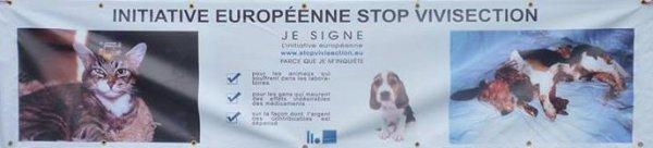Initiative Citoyenne Européenne Stop Vivisection