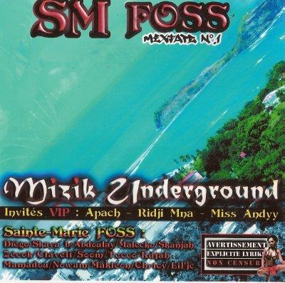 SM foss Mixtape n°1