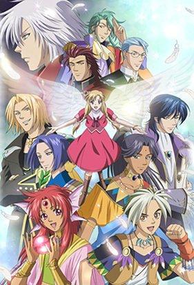 Angelique TV 2007 - Shojo
