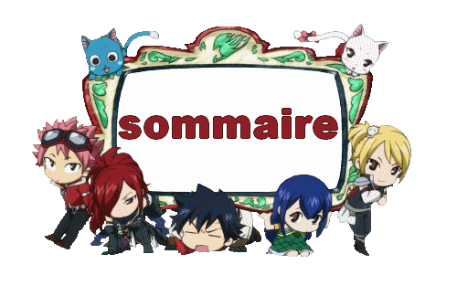 ~♥Sommaire♥~