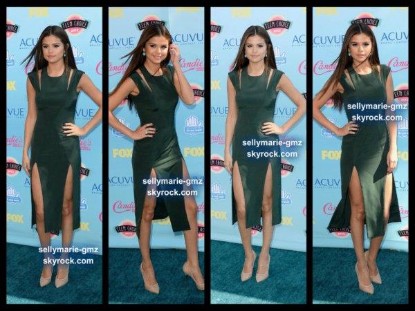 Selena Gomez au TCA 2013.