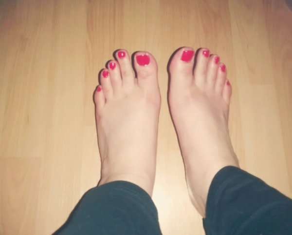 Merci Luluvia pour tes pieds divin :)