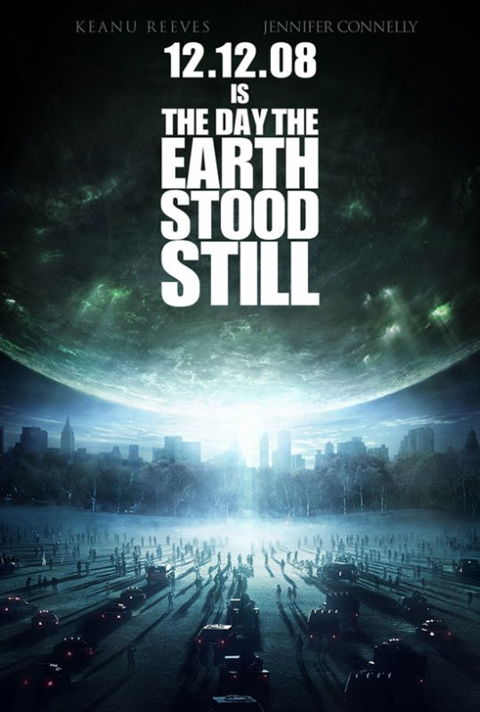 Titre original : The Day the Earth Stood Still