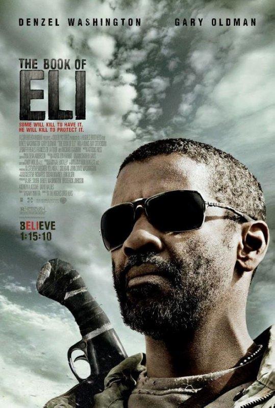 Le Livre d'Eli Date de sortie cinéma : 20 janvier 2010