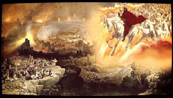 les Paroles de la Bible dans l'Ancien testament sont des PRéDICTIONS pour notre FUTUR.....