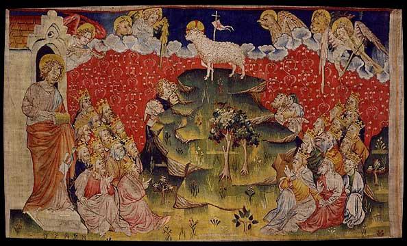 L'Adoration de l'Agneau- Le Cantique des Elus
