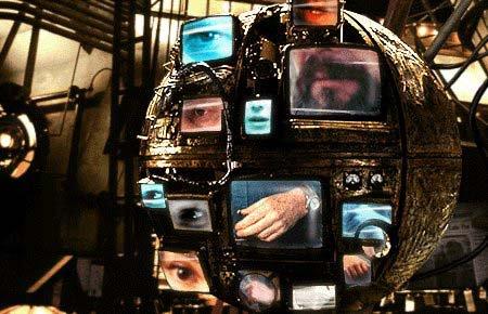 L'armée des 12 singes  Film de Terry Gilliam. Etats-Unis, 1995.