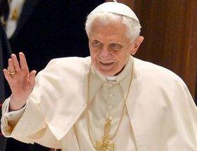 la démission du Pape Benoit 16 , pour certains un mAuvais présage....