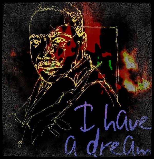 j'ai fait le rêve , d'un monde meilleur....