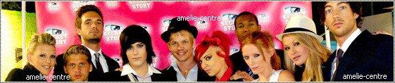 ~ Amelie-Centre ; ta source sur Amelie de secret story + Soirée Las Vegas
