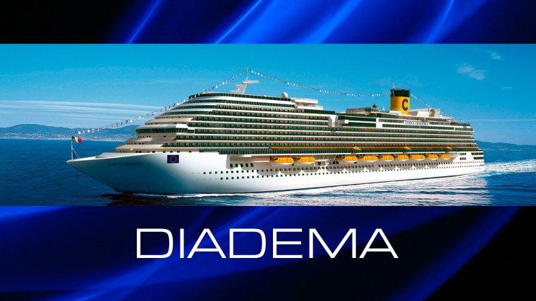 DIADEMA TOUR 2014