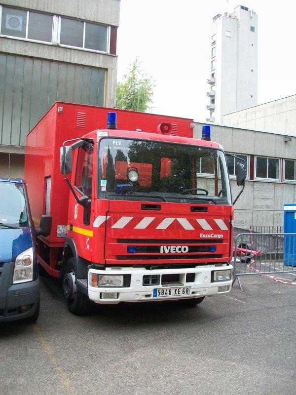 fev ( vtu3 ) mulhouse