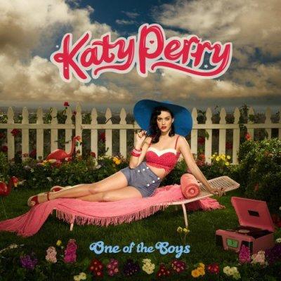"Katy Perry - 2 eme  Album ""One of The Boys"" 12/09/2008"