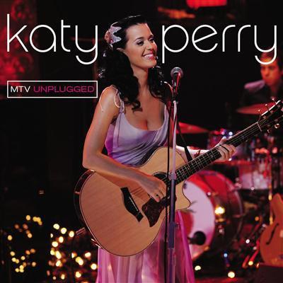 """Katy Perry """"MTV Unplugged - Inclus DVD bonus"""" 16/11/2009"""