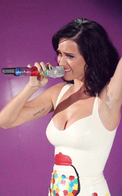 Katy Perry - AT THE BBC RADIO 1'S TEEN AWARDS