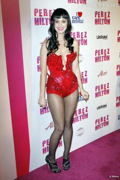 Katy Perry - PEREZ HILTON`S 32ND BIRTHDAY PARTY