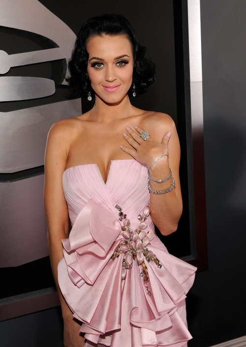 Katy Perry - 51ST ANNUAL GRAMMY AWARDS - ARRIVAL