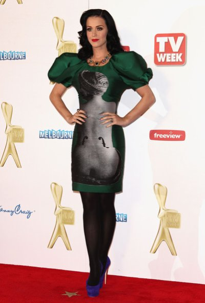 Katy Perry - LOGIE AWARDS 2011 AUSTRALIA