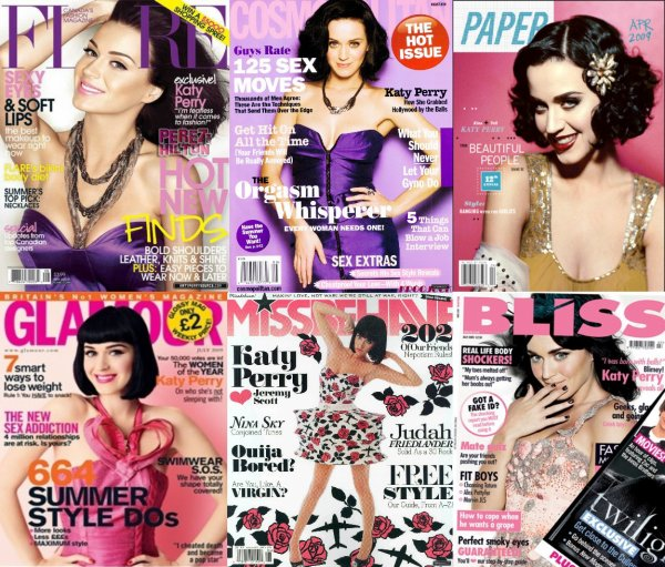 Katy Perry - Magazines