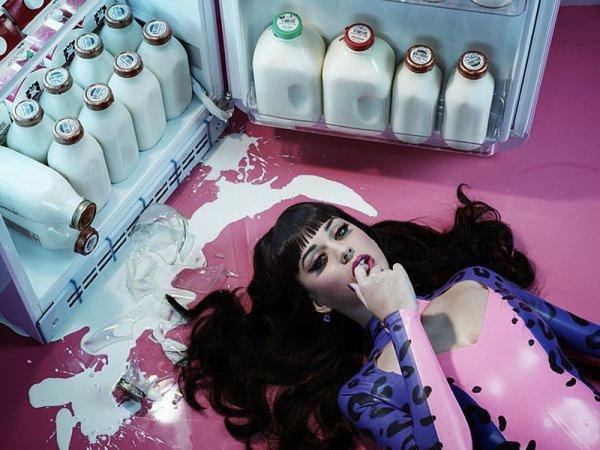 "Katy Perry - ""PURR"" PARFUM - Novembre 2010"