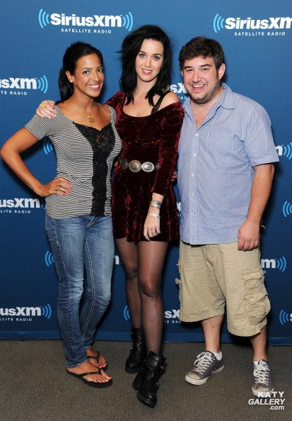 Katy Perry -  ELVIS DURAN AND THE MORNING SHOW ON NEW YORK'S Z100
