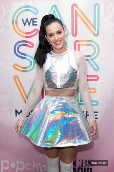 Katy Perry - AMP 97.1 HOSTS MEET AND GREET WITH KATY PERRY IN HOLLYWOOD