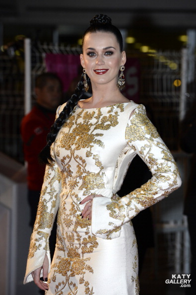 Katy Perry - 15TH NRJ MUSIC AWARDS