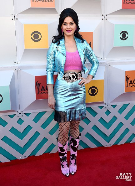 Katy Perry - 51st Academy Of Country Music Awards