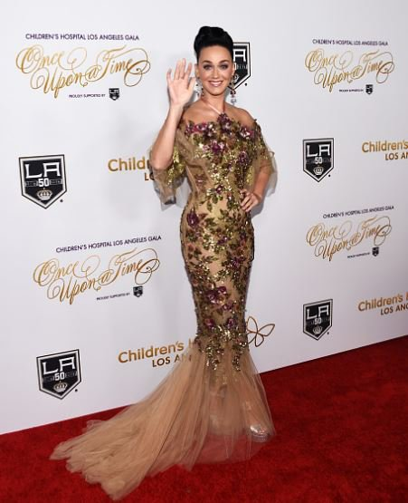 Katy Perry - the 2016 Children's Hospital Los Angeles 'Once Upon a Time' Gala
