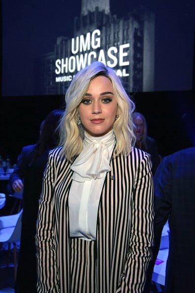 Katy Perry - SIR LUCIAN GRAINGE'S 2017 ARTIST SHOWCASE
