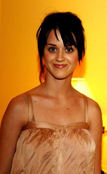 Katy Perry - JIMMY CHOO TEA AND OSCAR SUITE