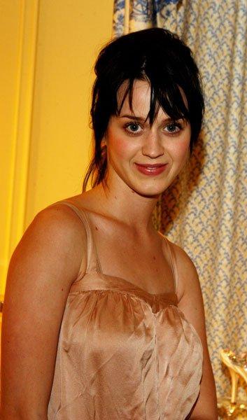 Katy Perry - JIMMY CHOO TEA & OSCAR SUITE 23/02/2004