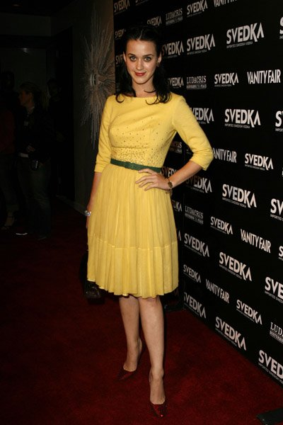 Katy Perry - VANITY FAIR PRESENTS THE SVEDKA EROTICA READING SERIES