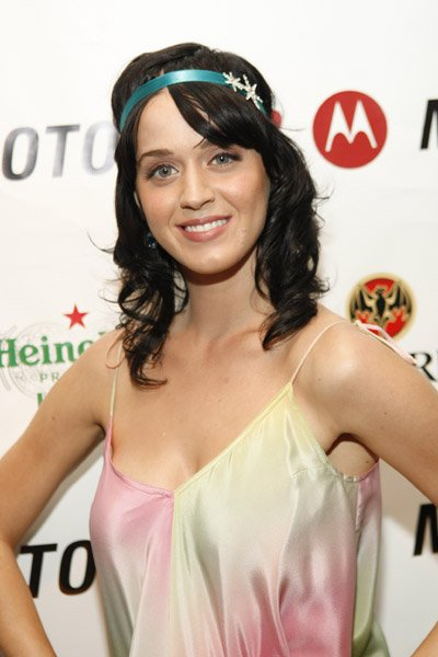 Katy Perry - MOTOROKR LOUNGE